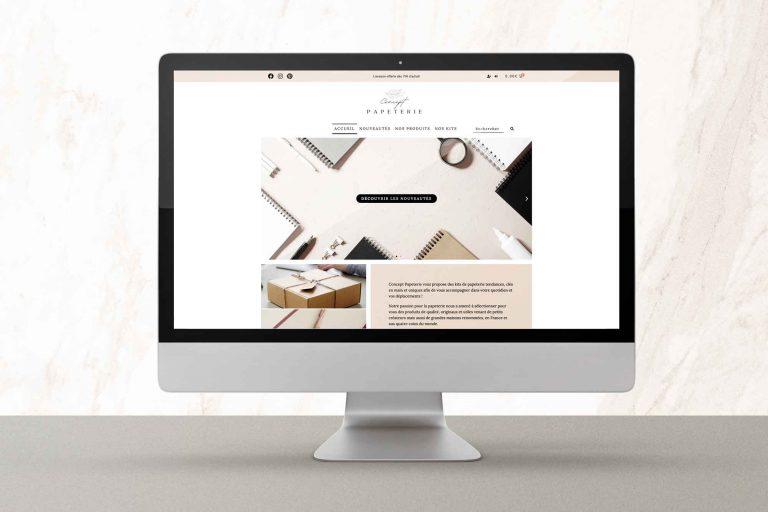 Boutique-en-ligne-concept-papeterie
